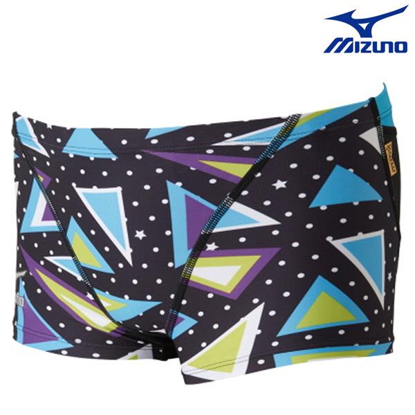 N2XB7068[22] MIZUNO 미즈노 숏 사각 탄탄이 수영복